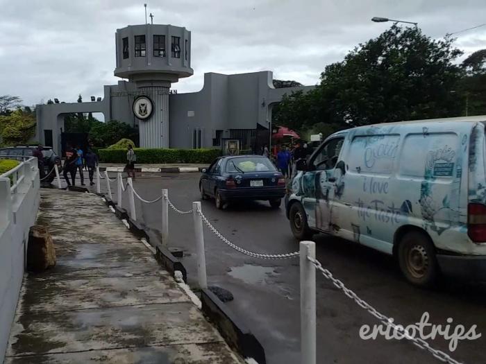 University of Ibadan, Oyo state